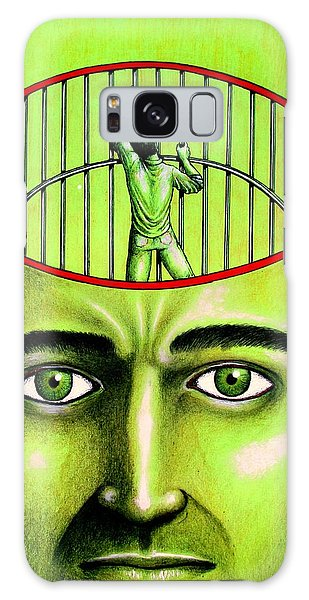 Jailer Of The Your Own Prison Galaxy Case