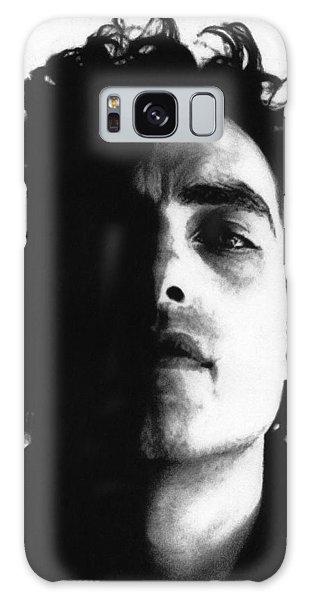 Heartache Galaxy Case - Jakob Dylan by Justin Clark