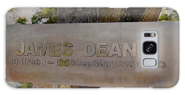 James Dean James Dean Galaxy Case