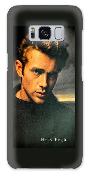 James Dean Galaxy Case by Jay Milo