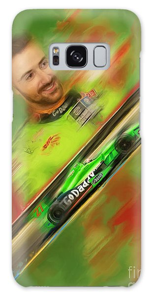 James Hinchcliffe Galaxy Case