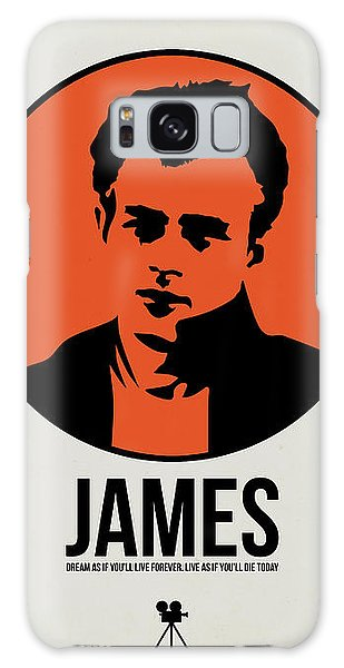 James Poster 1 Galaxy Case by Naxart Studio
