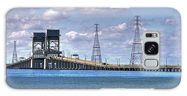 James River Bridge Galaxy Case
