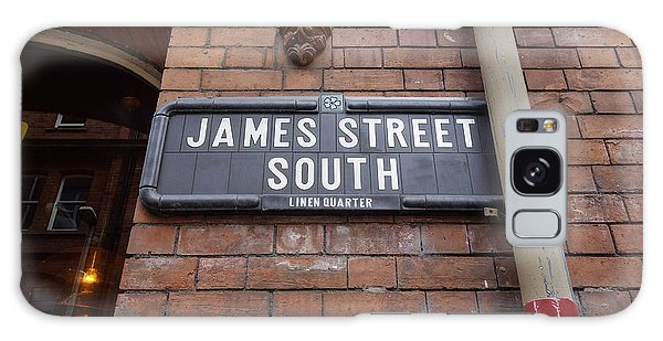 James Street South Galaxy Case