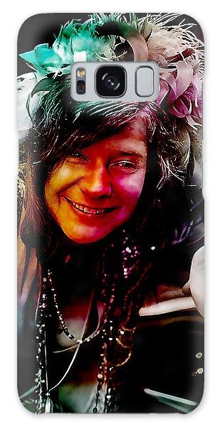 Janis Joplin Galaxy Case
