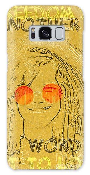 Janis Joplin Song Lyrics Bobby Mcgee Galaxy Case