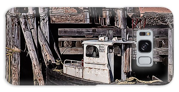 Janis Galaxy Case by Richard Farrington