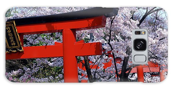 Language Galaxy Case - Japan, Kyoto, Takenaka Inari Shrine by Panoramic Images