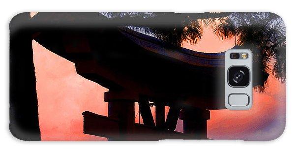 Japan Pavilion Epcot Walt Disney World Galaxy Case by A Gurmankin