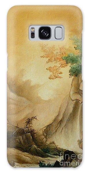Japanese Autumn Galaxy Case