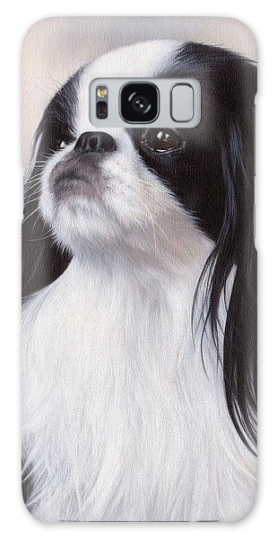 Japanese Chin Painting Galaxy Case