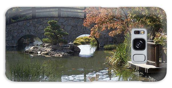 Japanese Garden Galaxy Case