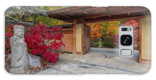 Japanese Main Gate Galaxy Case by Sebastian Musial