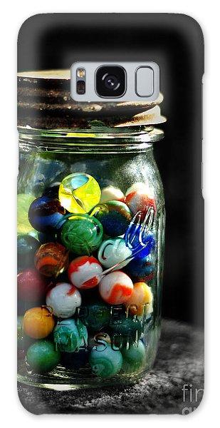 Jar Full Of Sunshine Galaxy Case