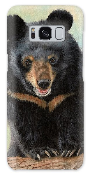 Jasper Moon Bear - In Support Of Animals Asia Galaxy Case