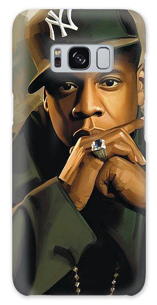 Jay-z Artwork 2 Galaxy S8 Case