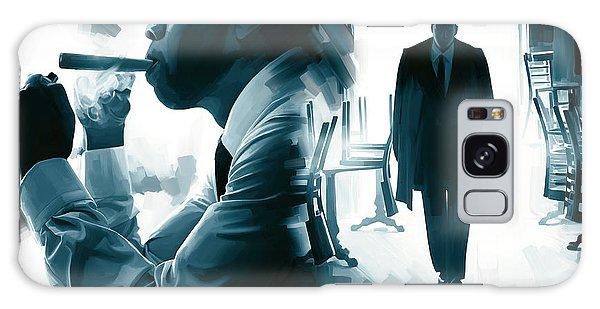 Jay-z Artwork 3 Galaxy Case