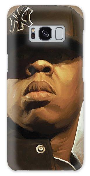 Jay-z Artwork Galaxy S8 Case