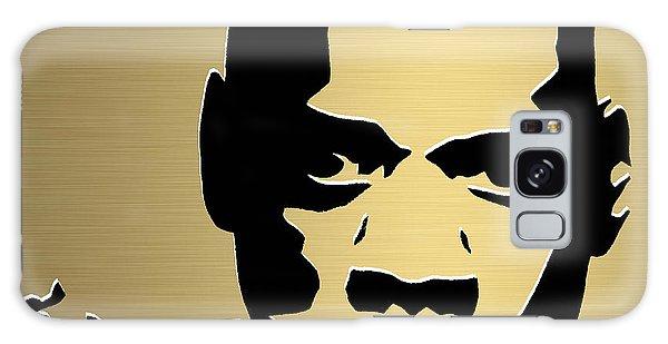 Jay Z Galaxy Case - Jay Z Gold Series by Marvin Blaine