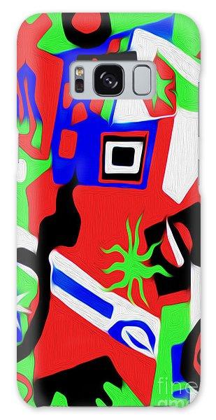 Jazz Art - 03 Galaxy Case by Gregory Dyer