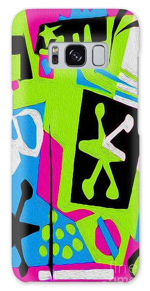 Jazz Art - 05 Galaxy Case by Gregory Dyer