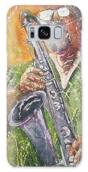 Jazz Bliss Galaxy Case
