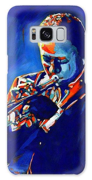 Jazz Man Miles Davis Galaxy Case