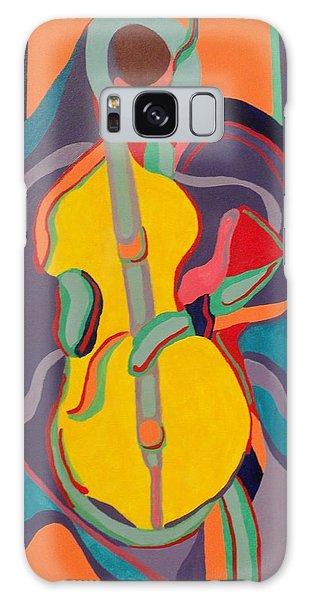 Jazzamatazz Cello Galaxy Case