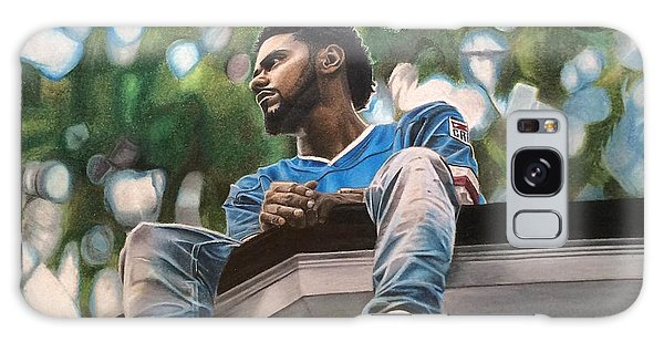 J.cole - 2014 Forest Hills Drive Drawing Galaxy Case