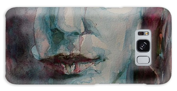 Portraiture Galaxy Case - Je T'aime by Paul Lovering