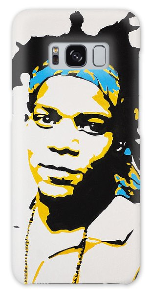 Jean-michel Basquiat Galaxy Case