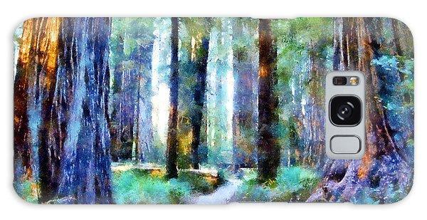 Jedediah Smith Grove Galaxy Case by Kaylee Mason