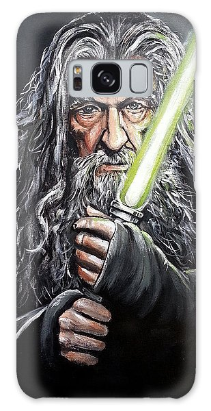 Jedi Master Gandalf Galaxy Case