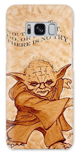 Jedi Yoda Wisdom Galaxy Case