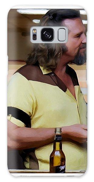 Jeff Bridges As The Dude Galaxy Case