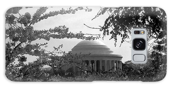Jefferson Memorial Galaxy Case