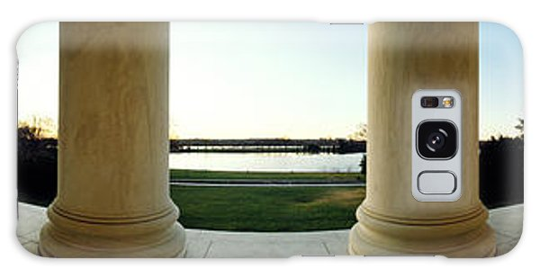 Jefferson Memorial Washington Dc Galaxy Case
