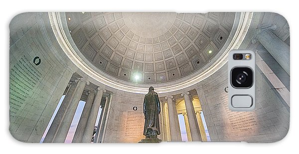 Jefferson's Back Galaxy Case