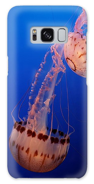 Jelly And Fishy Galaxy Case