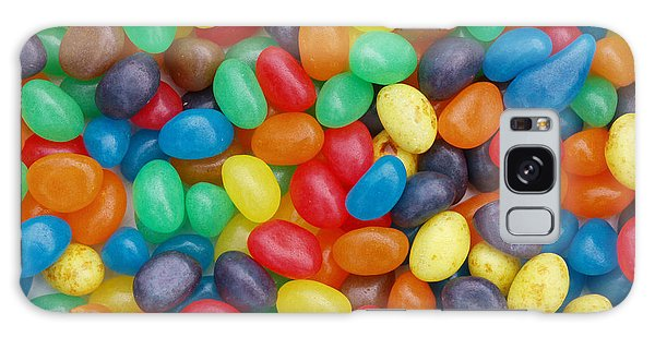 Jelly Beans Galaxy Case by Ron Harpham