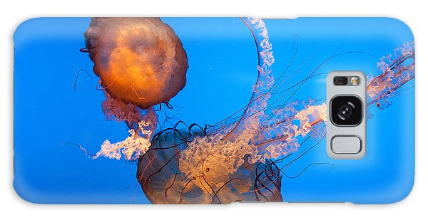 Jellyfish Dance Galaxy Case