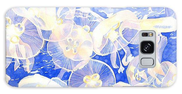 Jellyfish Jubilee Galaxy Case