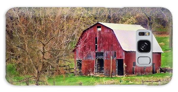 Jemerson Creek Barn Galaxy Case