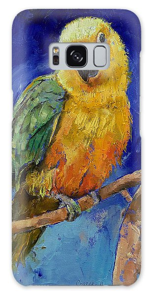 Jenday Conure Galaxy S8 Case