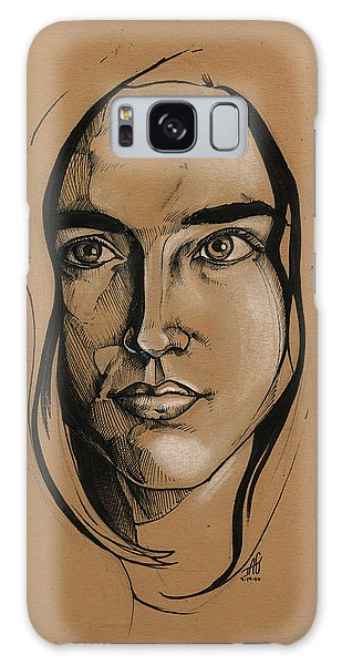 Jennifer Connelly Galaxy Case