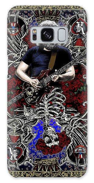 Skull Galaxy Case - Jerry Card by Gary Kroman