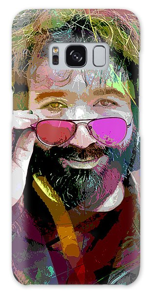 Jerry Garcia Art Galaxy Case