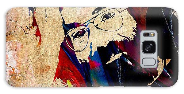 Jerry Garcia Grateful Dead Galaxy Case by Marvin Blaine
