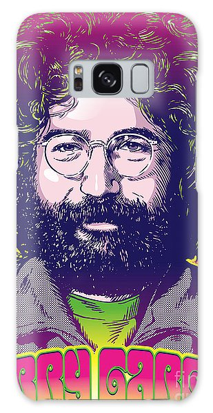 Monterey Galaxy Case - Jerry Garcia Pop Art by Jim Zahniser