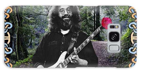 Jerry Road Rose 1 Galaxy Case
